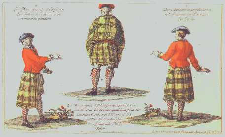 MaraRiley net–17th and 18th Century Scottish Costume